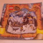 7417 Lego Temple Mount Everest Adventurers 2002 Instructions